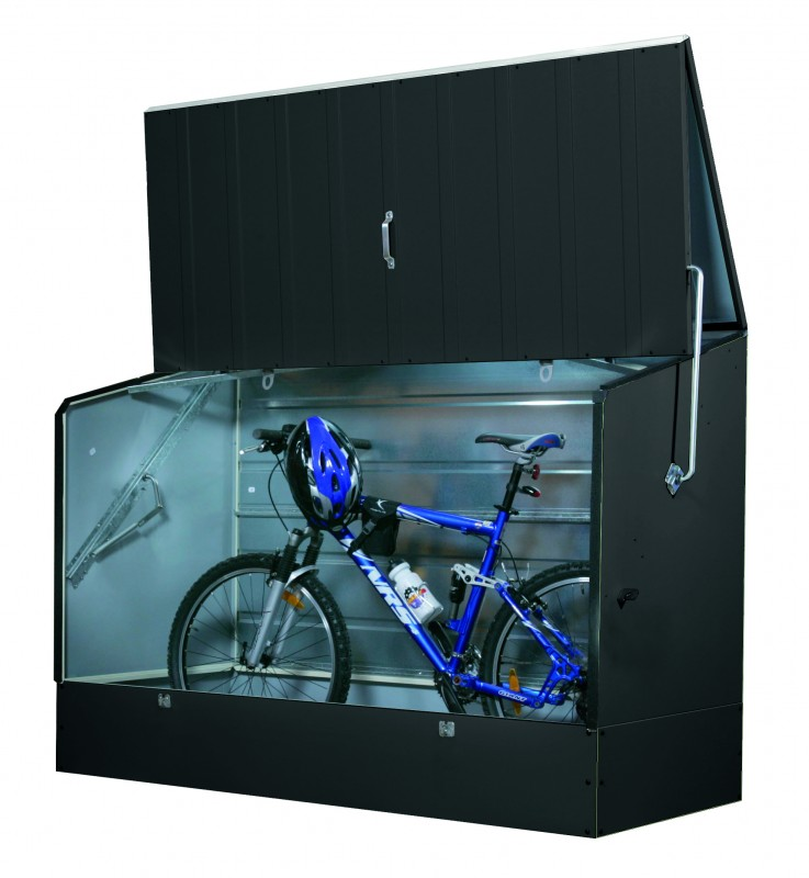 Bicycle Box Storage Garden Boxes Wooden Timber Houses