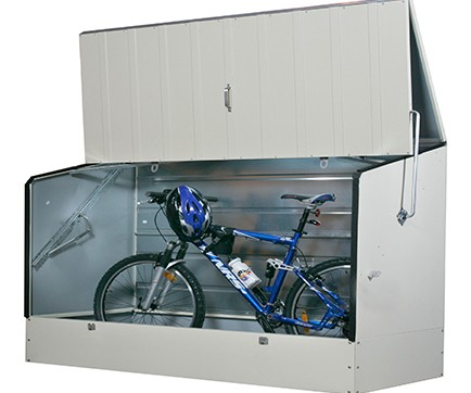 Bicycle Box Storage Garden Boxes